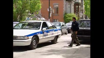 Полицай с Череп - Скрита Камера