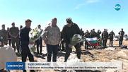 Военният министър почете загиналите при битката на Каймакчалан