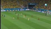 Камерун загуби от Бразилия с 1:4