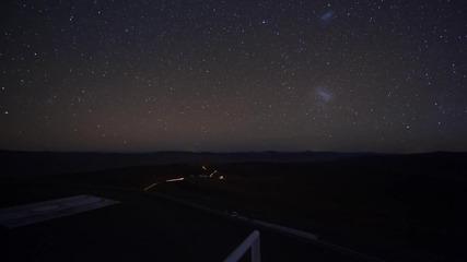 Небето през нощта