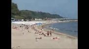 Варна , морето , сините вълни