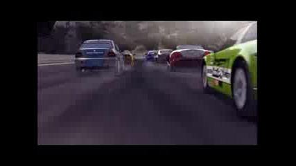 Forza Motorsport 2 Trailer