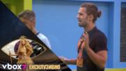Papi Hans е привързан към дългата си коса - VIP Brother 2018