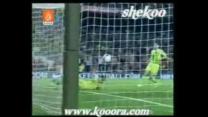 Феноменалният гол на Меси с/у Хетафе