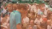 Roland Garros 2007 : Федерер - Давиденко