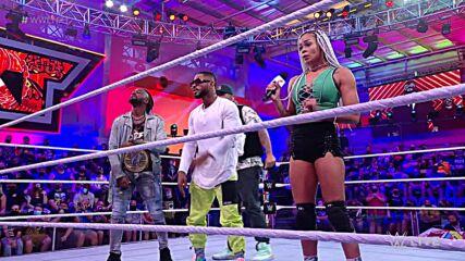 B-Fab vs. Katrina Cortez: WWE NXT, Sept. 14, 2021