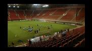 Атлетико Мадрид се готви за мача с Олимпиакос