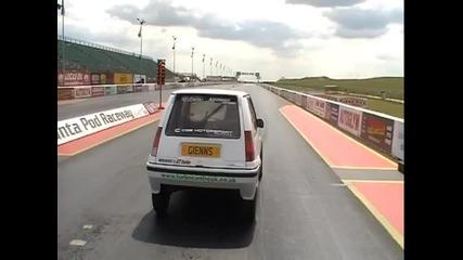 Renault 5 Gt Turbo 11.01@128.4