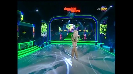 Dancing Stars - Василена и Виктор (03.04.2014г.)