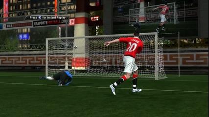 Fifa 11 Online Голове part 1