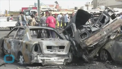 Car Bomb in Baghdad Kills 14, Wounds 30