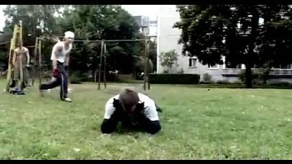 Street Fitness - Това се казва Сила !!