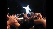 Rammstein - Haifisch live (sonisphere, Sofia 23.06.2010)