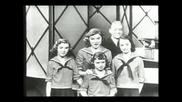 Lennon Sisters - TV Debut.