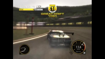 Race Driver Grid : Nissan Silvia S15 Drift