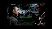 Dean & Sam and Damon & Stefan Stop The Rock
