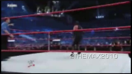 Edge vs The Undertaker Wrestlemania 24 Highlights
