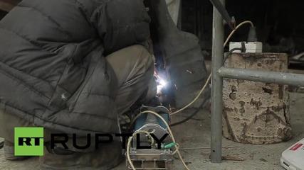 Русия: Оптимус Прайм не можа да стъпне и на малкия пръст на тези скулптури