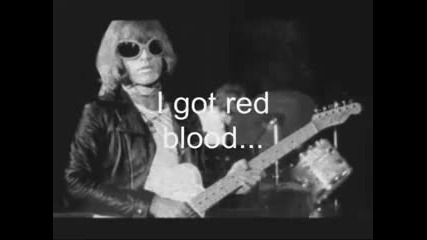The Rolling Stones - Blood Red Wine