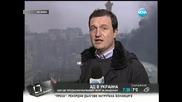 """Олена Коцева- Платени """"мутри"""" бият мирни граждани в Киев"""
