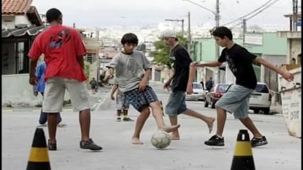 Как сме играли футбол като деца
