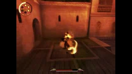 Prince Of Persia In Fire