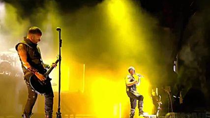 Rammstein - Sonne - Proshotdownload Festival 2016 Hd Ger-eng-ru-es-frvia