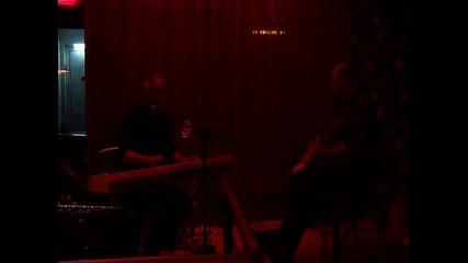 Николай Иванов от група Ом на живо в Groovy Bar - 7