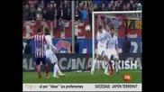 """""""Атлетико"""" и """"Реал"""" завършиха 2:2 на """"Сантяго Бернабеу"""""""