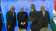Belgium: EU and India sign Lucknow rail loan agreement