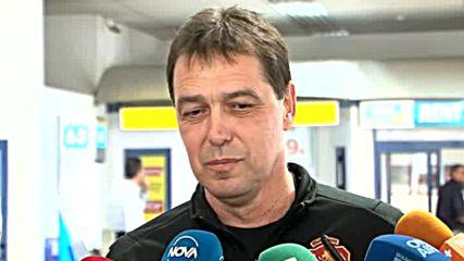 Петър Хубчев: Манталитет на победители не се гради с 3 победи