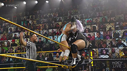 Shotzi Blackheart, Ember Moon, Bronson Reed & Dexter Lumis vs. The Way – Eight-Person Mixed Tag Team Match: WWE NXT, April 13, 2