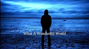 За първи път с превод / Sarah Brightman - What A Wonderful World