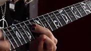 Very Hot and Incredible Female Guitarists Shredding Rock Metal