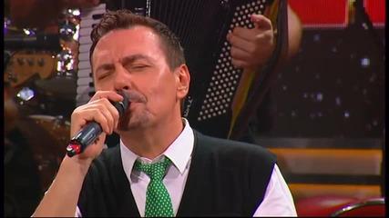 Keba i M. Serbezovski - Zasto su ti kose pobelele druze (LIVE) - Vece Sa - (TV Grand 26.06.2014.)