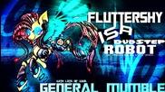 Fluttershy is a Dubstep Robot