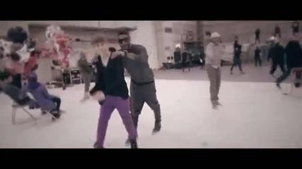 Джъстин и Ъшър танциват