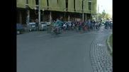 Колоездачна обиколка в София по случай седмицата на мобилността