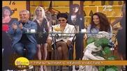 Зорница Линдарева на гости на Гала - На кафе (05.11.2014г.)