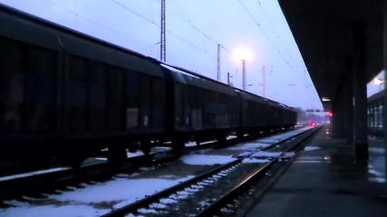 06 069 - с товарен влак на гара Пловдив