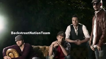 Backstreet Boys - Story Of My Life (high Quality) (new 2010)