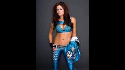 Maria Kanellis - Smack Down Blue