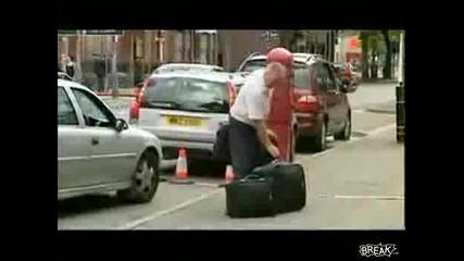 Най - тежкия куфар на света !