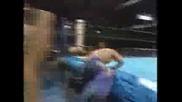NJPW The Great Muta vs. Hiroshi Hase - Най - Кървавият Мач В Историята На Кеча