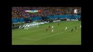 Мондиал 2014 - Сащ 2:2 Португалия - Гол в последната минута запази шансовете на португалците!
