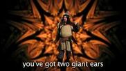 {bg sub} Genghis Khan vs Easter Bunny. Epic Rap Battles of History #8