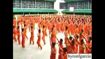 Затворници Разцепват Soulja Boy и MC Hammer