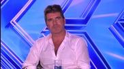 Chloe Hedley sings Hero by Mariah Carey - The X Factor Uk 2014-1