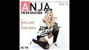 *2014* Anja Nissen ft. will.i.am & Cody Wise - I'm so excited