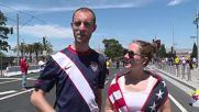 USA: Football fans gear up for Copa America opening game